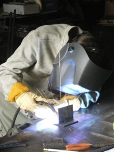 wire feed welding positions for nice beads