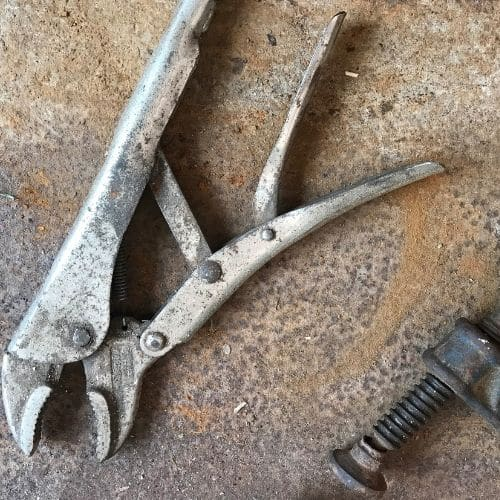 clamp for welding