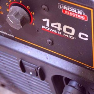 lincoln electric 140c welder