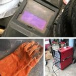 Tools and gear you need to start welding (Four different options)