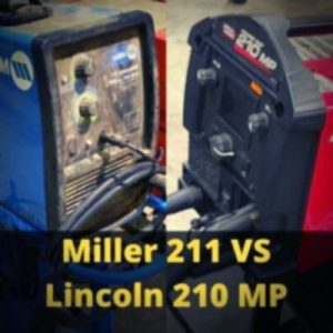 miller 211 vs 210 mp made by licoln