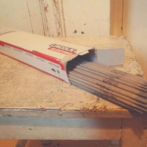 6010 welding rods from lincoln